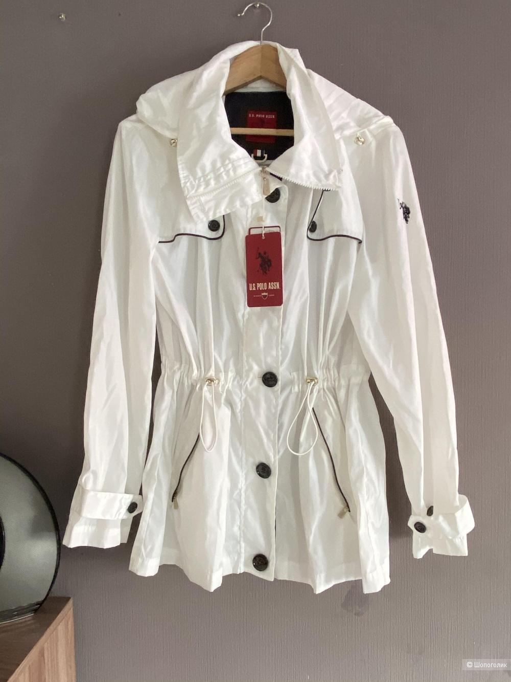 Куртка ветровка US Polo Assn, размер 44