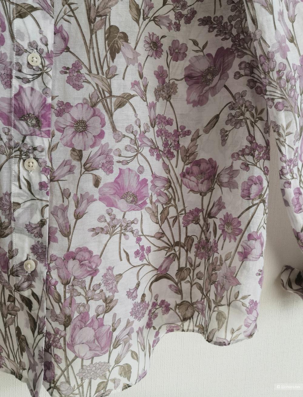 Рубашка Mаssimo Dutti 44 - 46 размер.