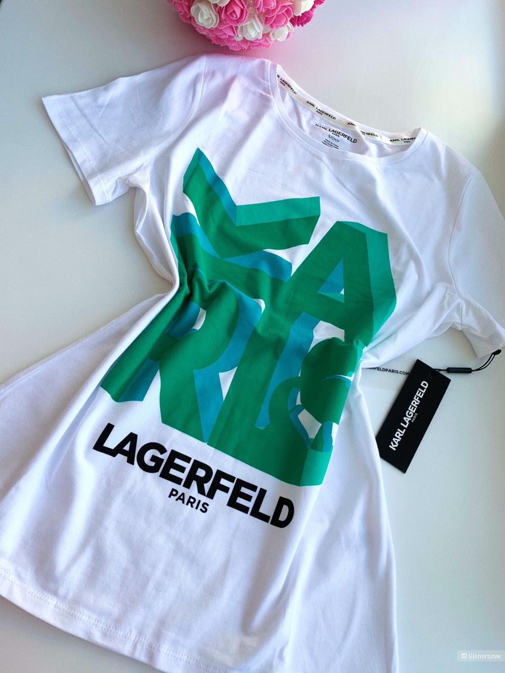 Футболка Karl Lagerfeld р.S
