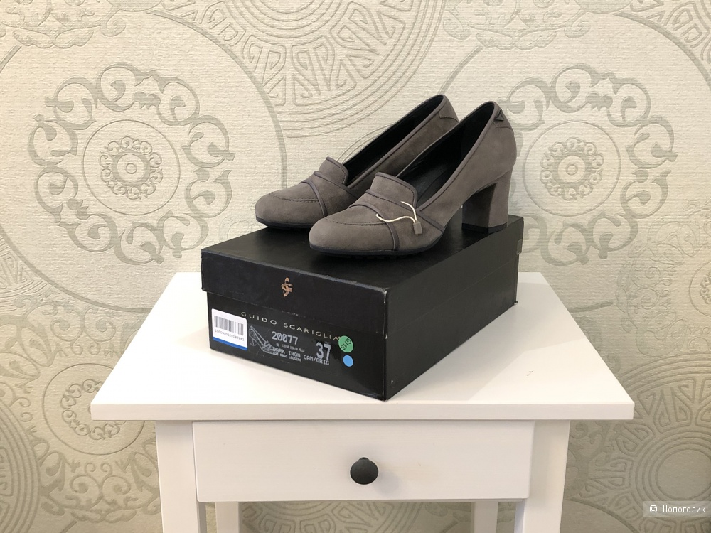 Guido Sgariglia туфли 37 размер
