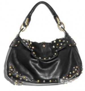 Кожаная сумка Jimmy Choo for H&m
