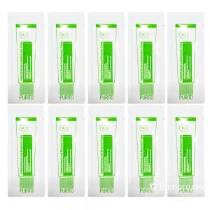 Пробник PURITO Centella Green Level Eye Cream Натуральный увлажняющий крем от морщин