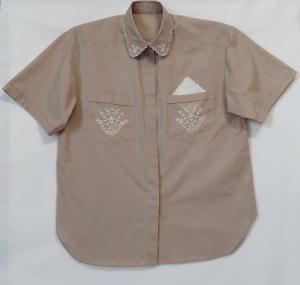 Рубашка ,Пучежская строчевышивальная фабрика,размер L