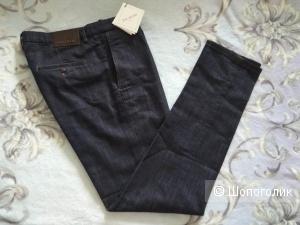 Брюки джинсовые  PAL ZILERI, 52 размер