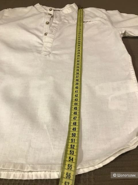 Рубашка детская  на  10-11  лет  Verbaudet
