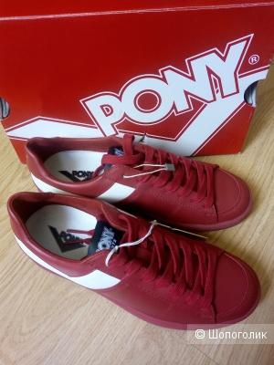 Кроссовки  PONY  размер 37