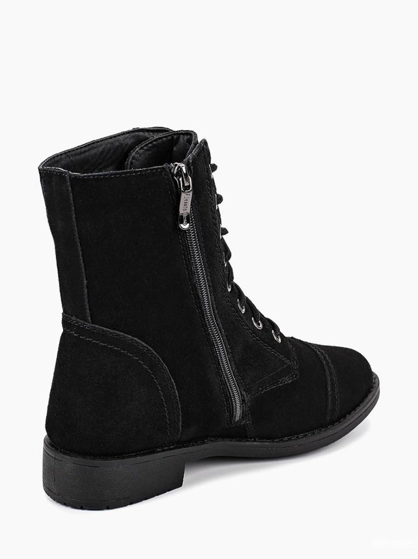 Высокие ботинки, Alessio Nesca, разм. 38