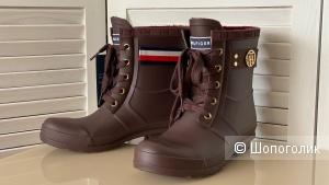 Резиновые ботинки Tommy Hilfiger р. 36