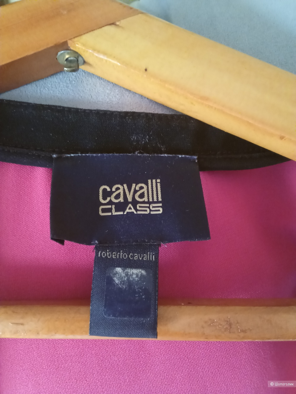 CAVALLI CLASS топ размер 46 русский