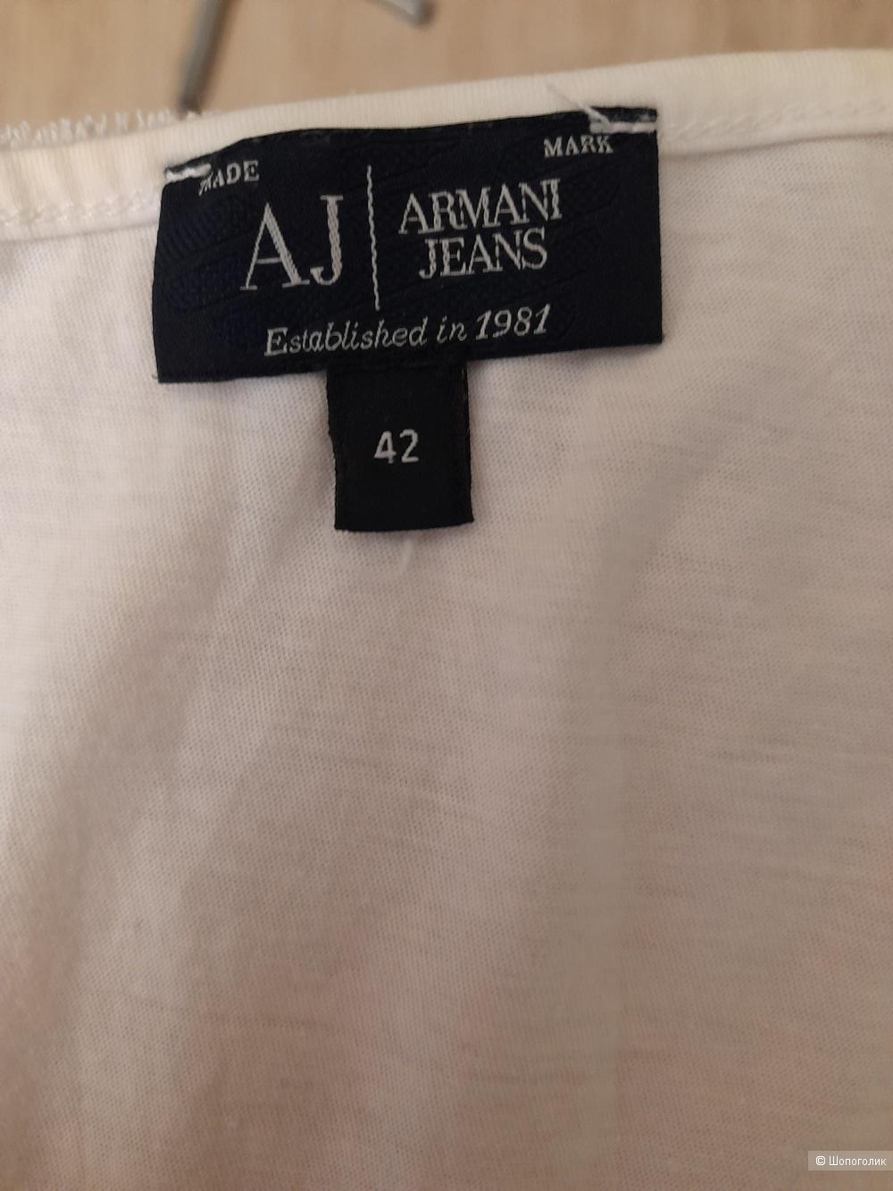 Футболка Armani Jean's, 46-48