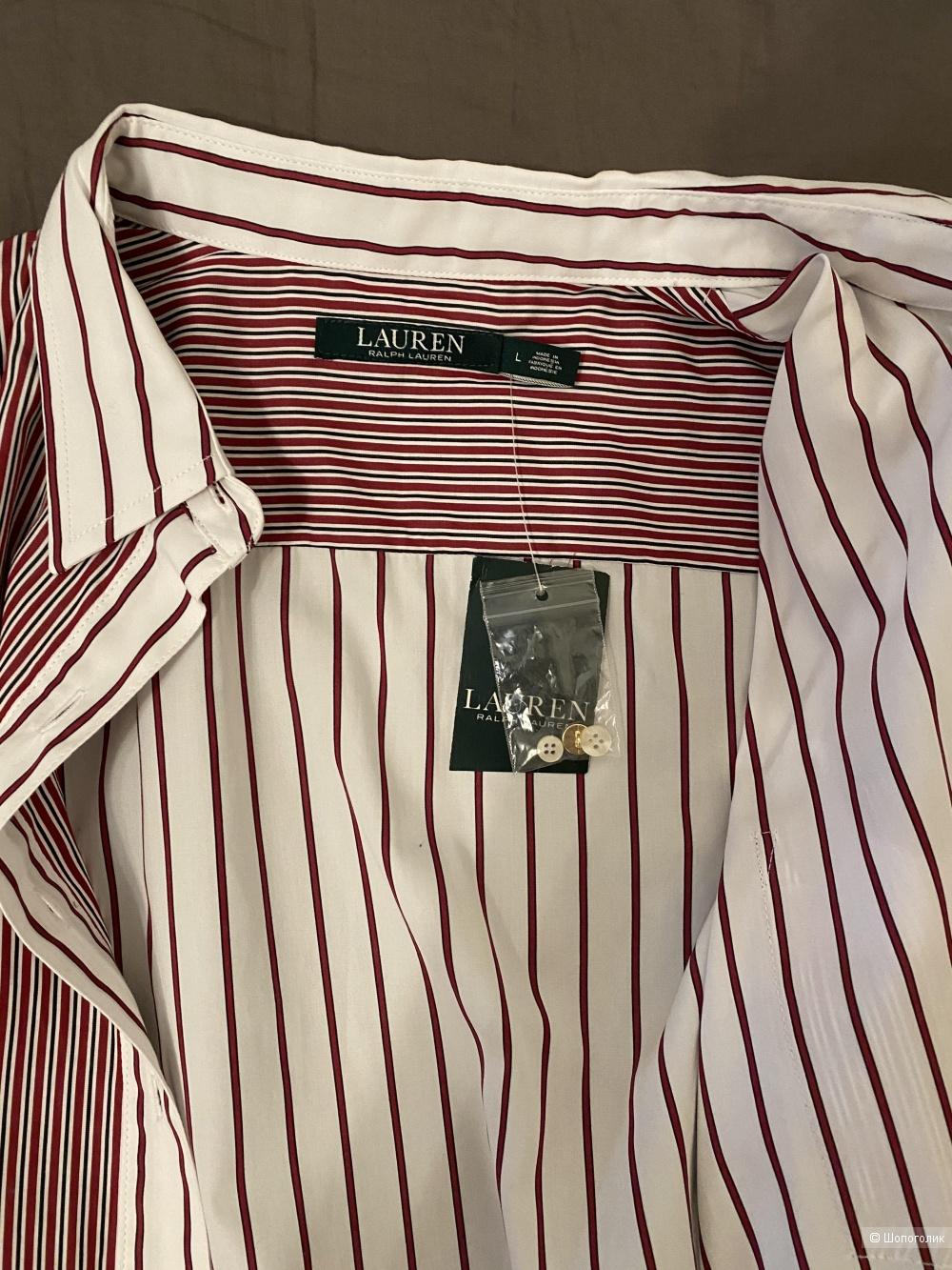 Платье-рубашка Ralph Lauren, размер L
