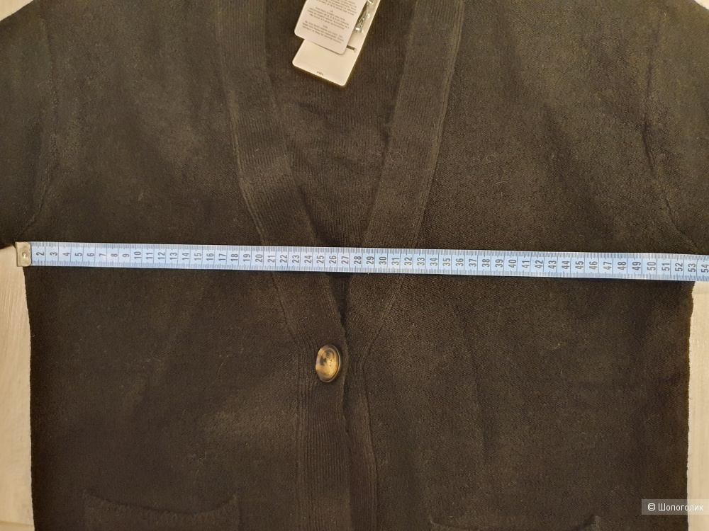 Кардиган с шерстью Mango, размер М