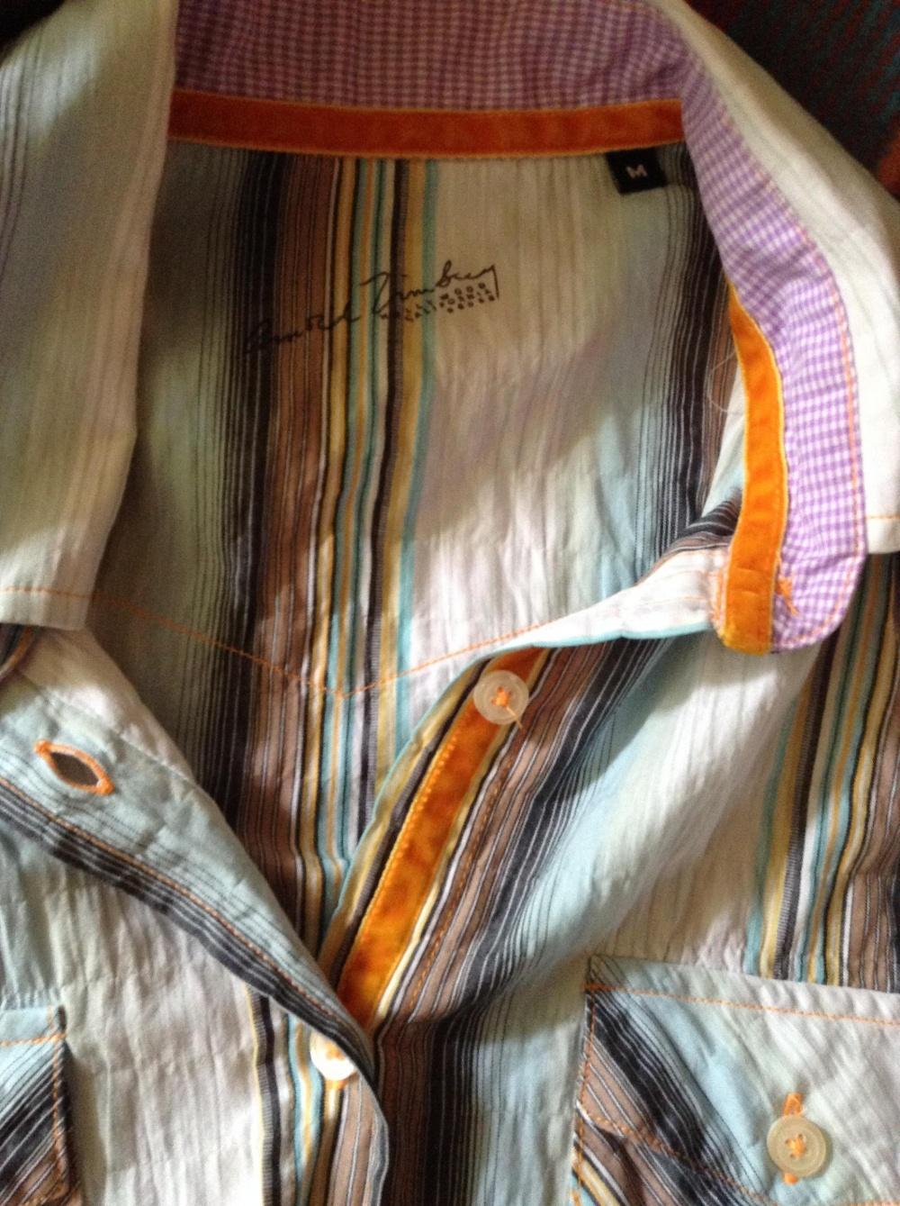 Рубашка Arnold Zimberg, размер М