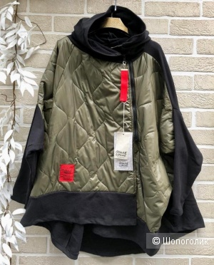 Куртка plus size Planeta Acqua & Limone, 48-54