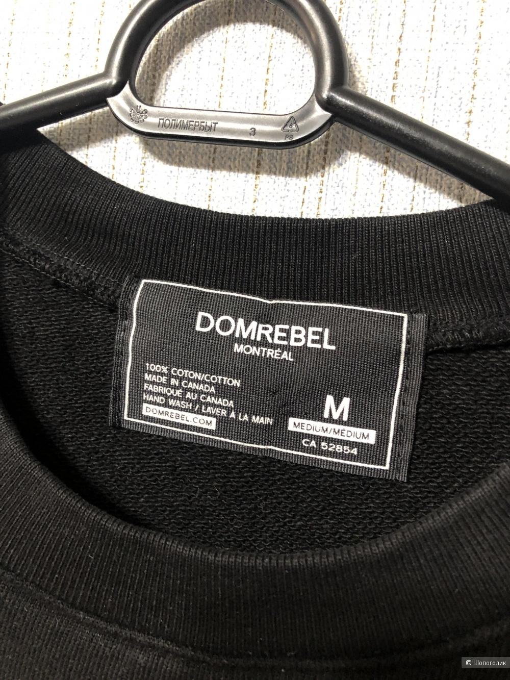 Свитшот Dom Rebel размер M/L