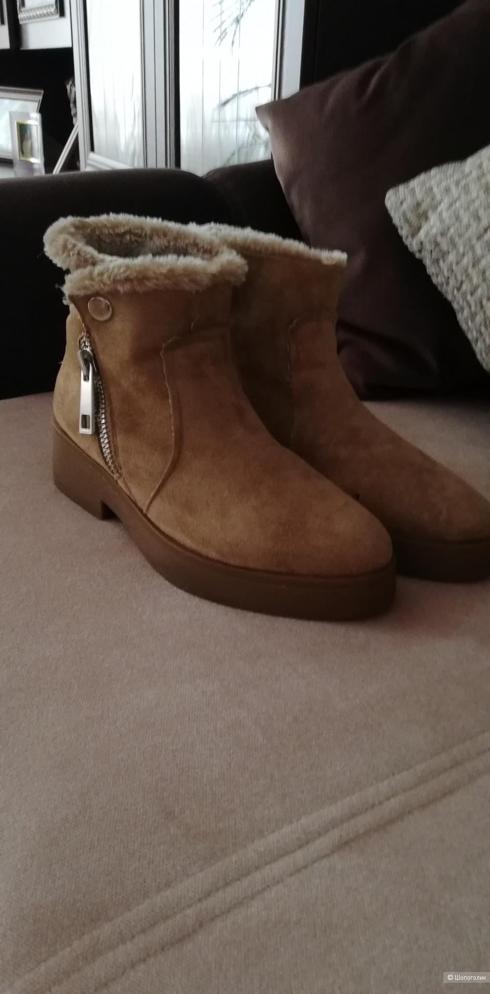 Ботинки, 37,5 размер