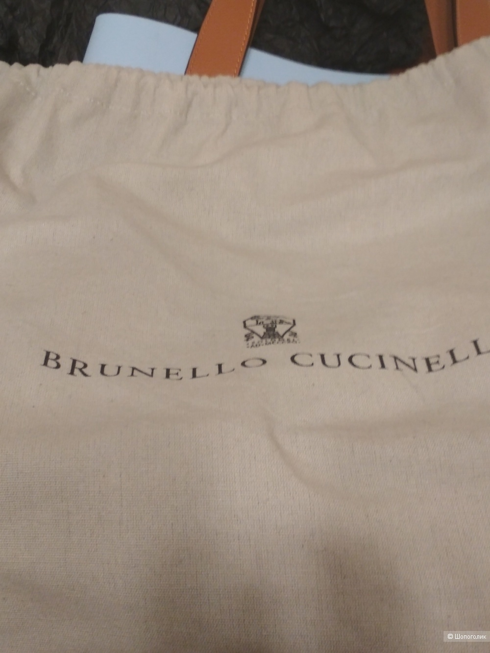 Сумка-шопер BC(brunello cucinelli)large