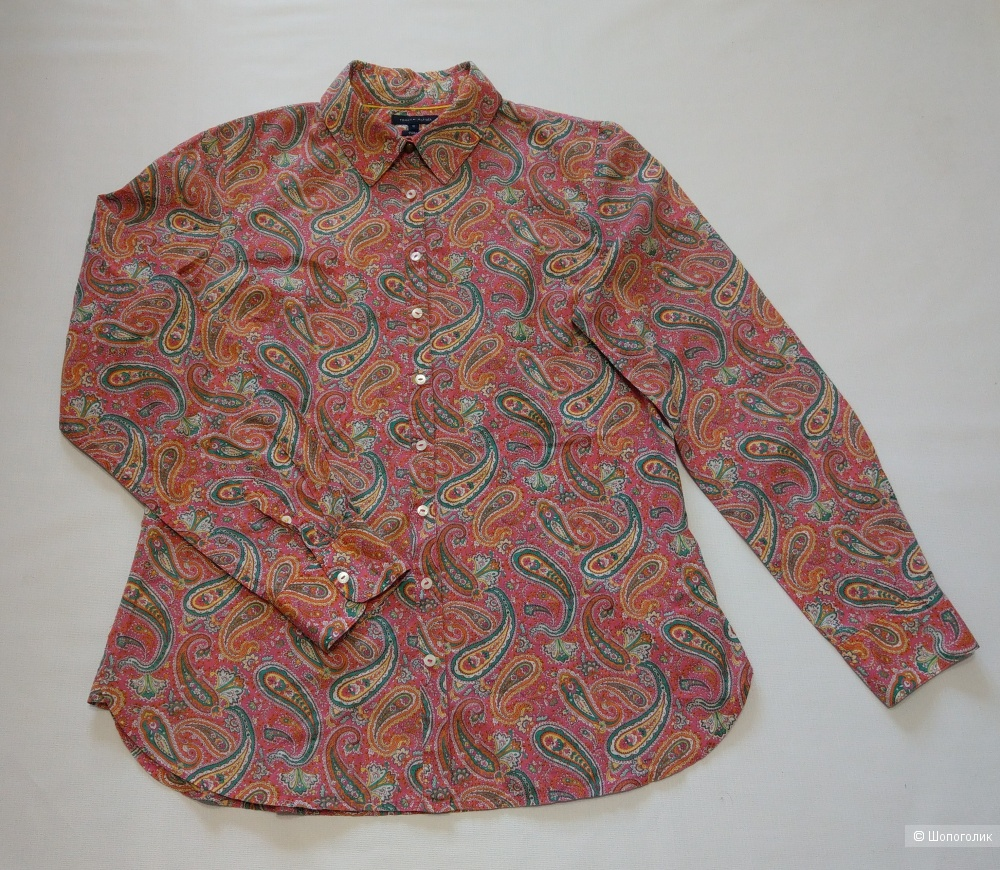 Tommy Hilfiger рубашка р. 50