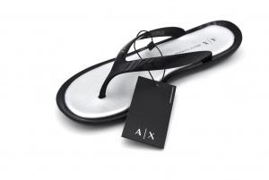 Armani Exchange шлепки, размер 6