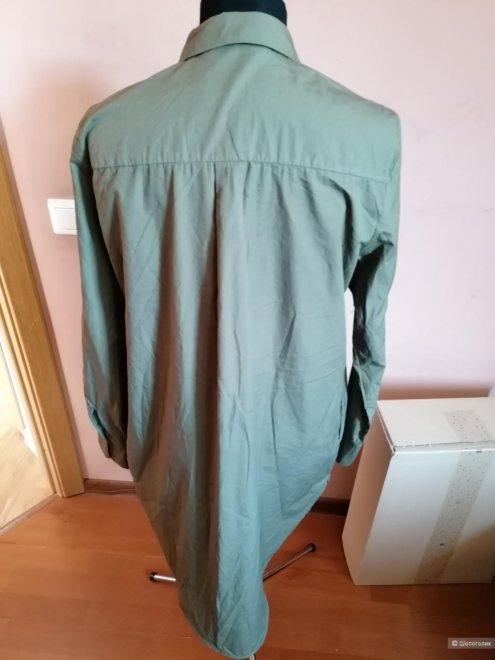 Платье-рубашка Promod 48 размера
