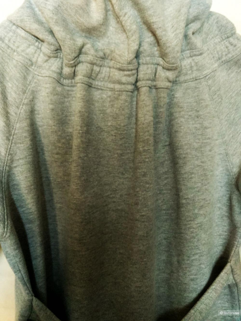 Удлиненная толстовка Juicy Couture размер М