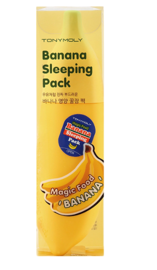 Ночная маска Tonymoly Banana Sleeping Pack