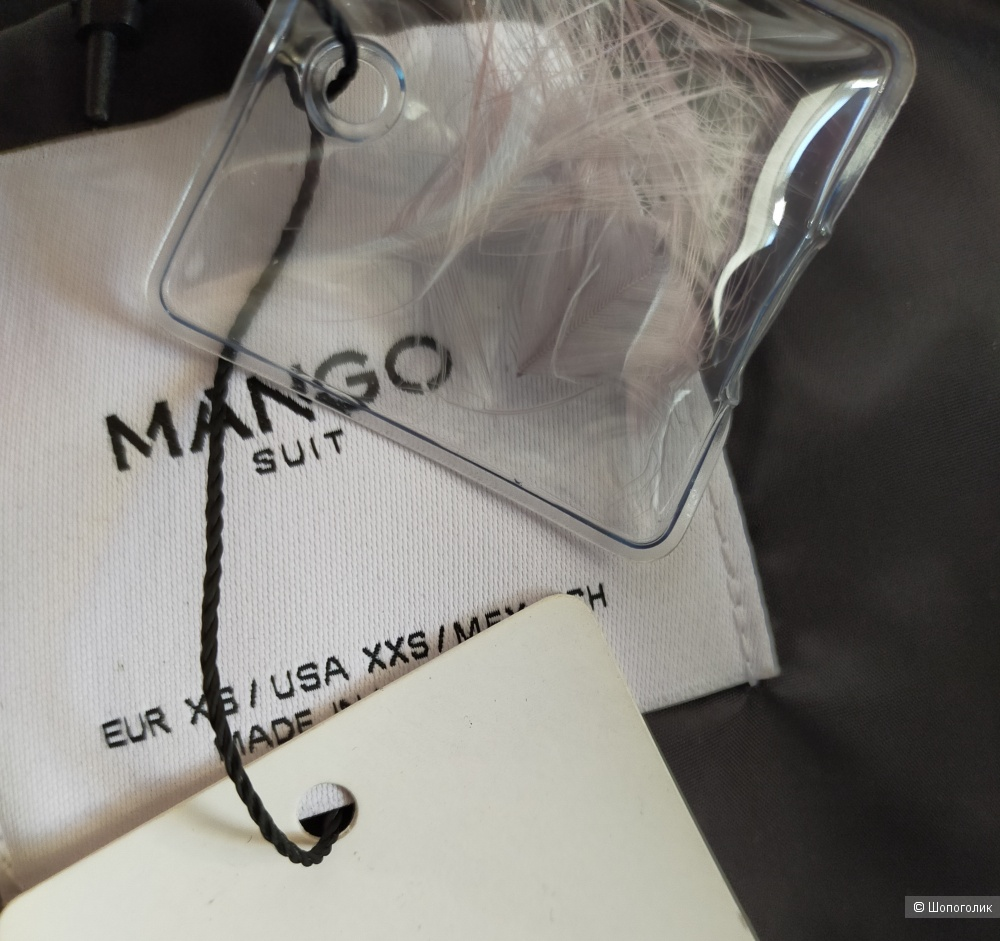 Пуховик Mango размер  XS
