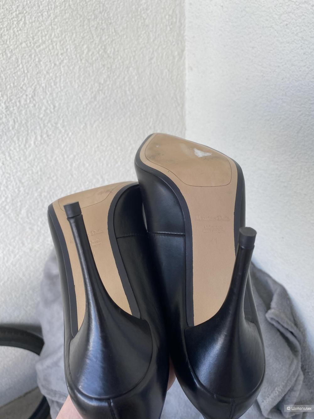 Туфли лодочки Massimo Dutti, pp 41, 26,5 cm