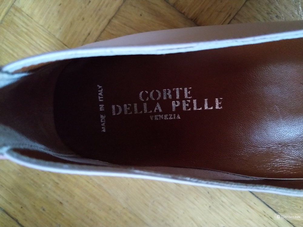 Туфли La Corte Della Pelle by Franco Ballin, размер EUR 37