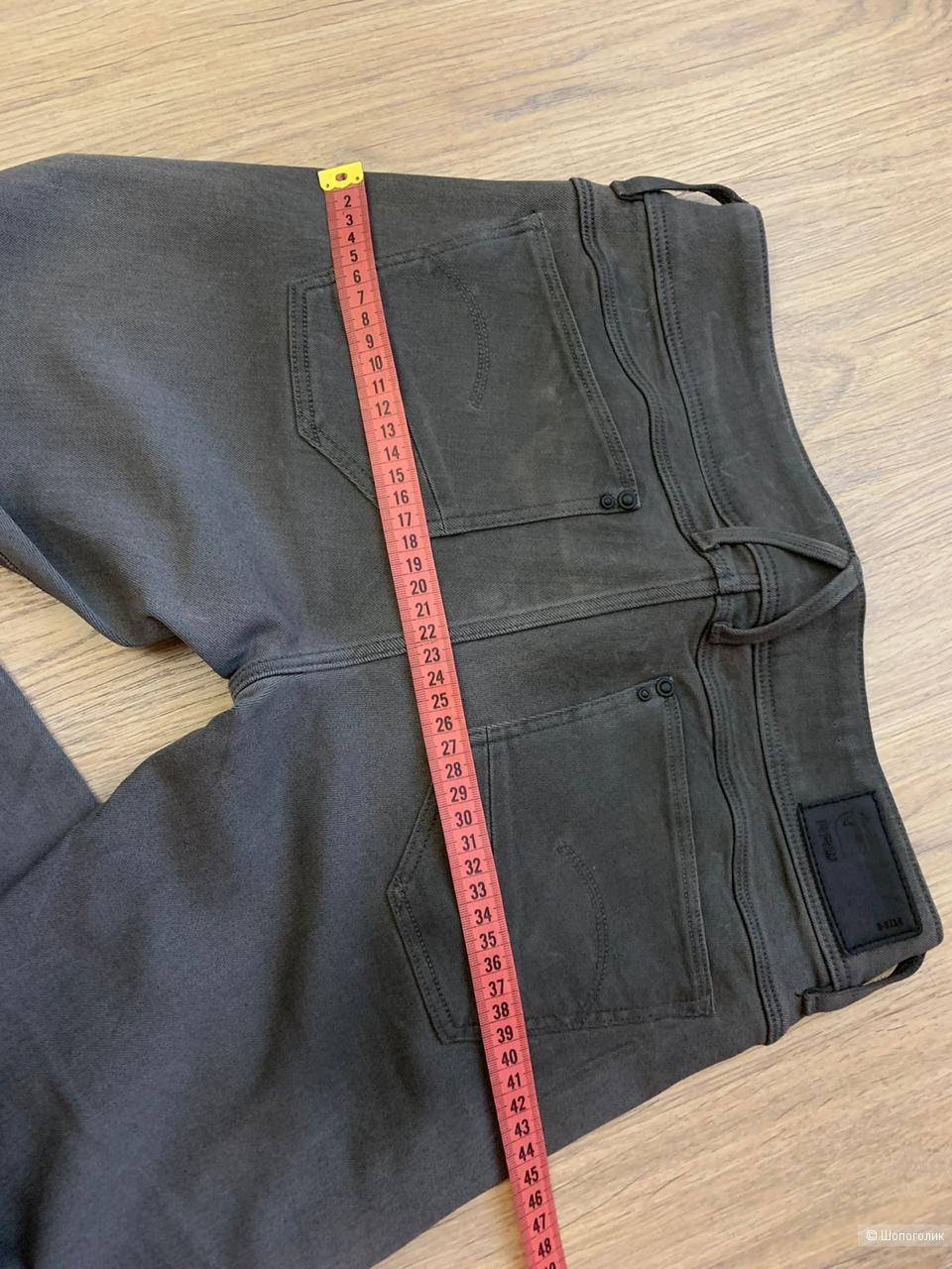 G star raw джинсы 27