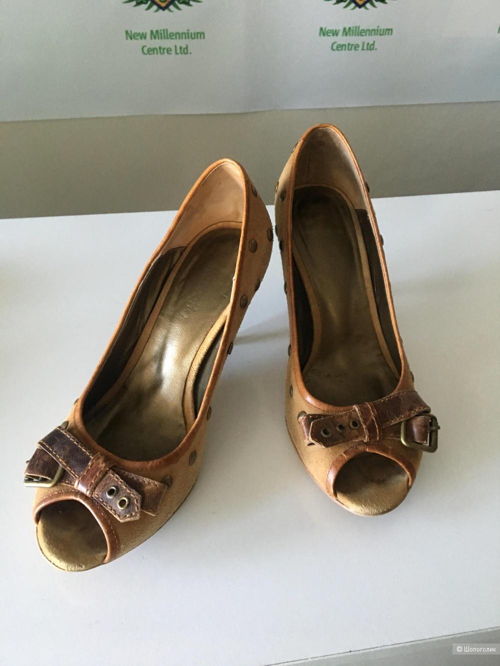Туфли mascoffe, разм.37,5 - 38 рос.