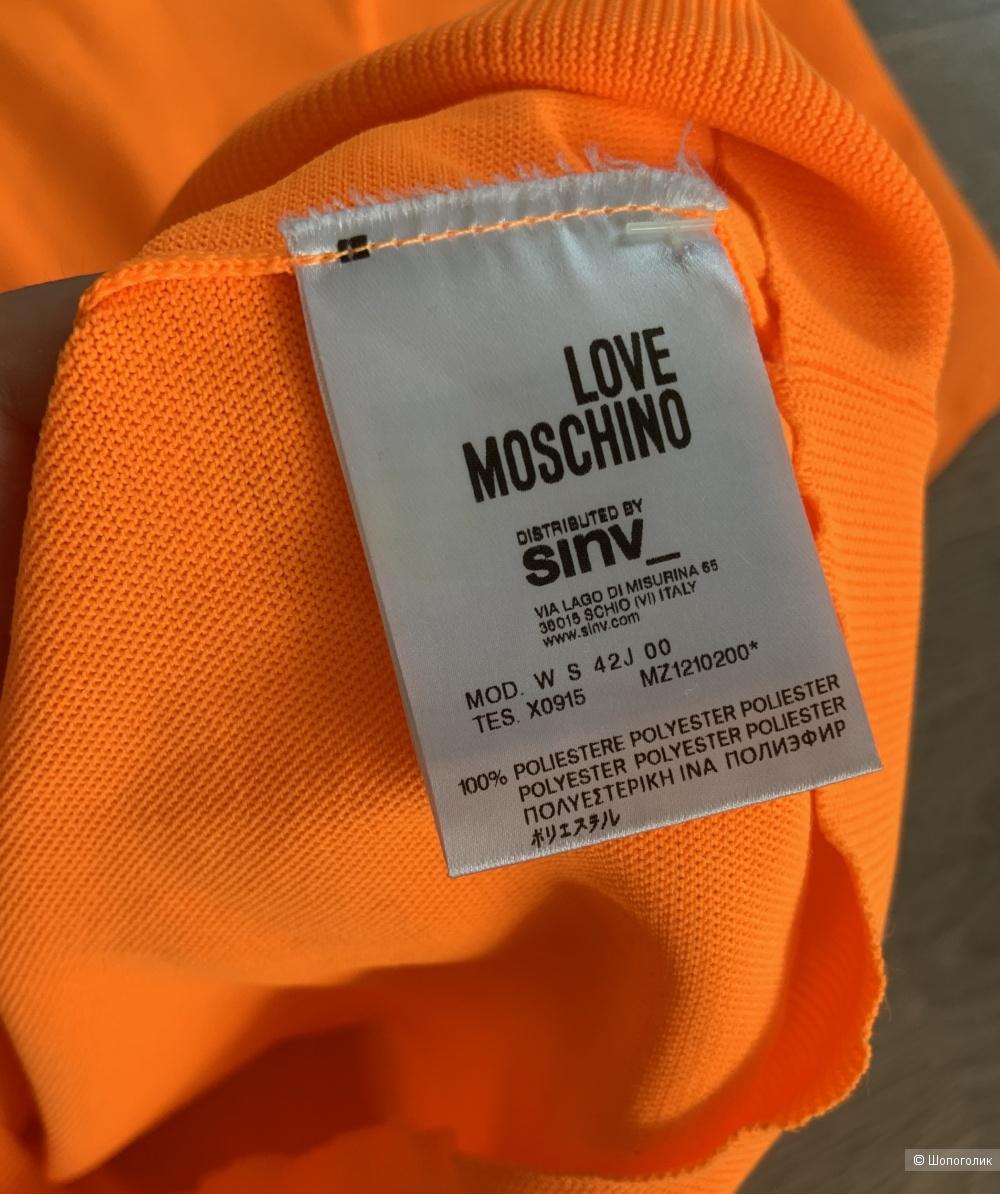 Кардиган Love Moschino, размер S (40/42)