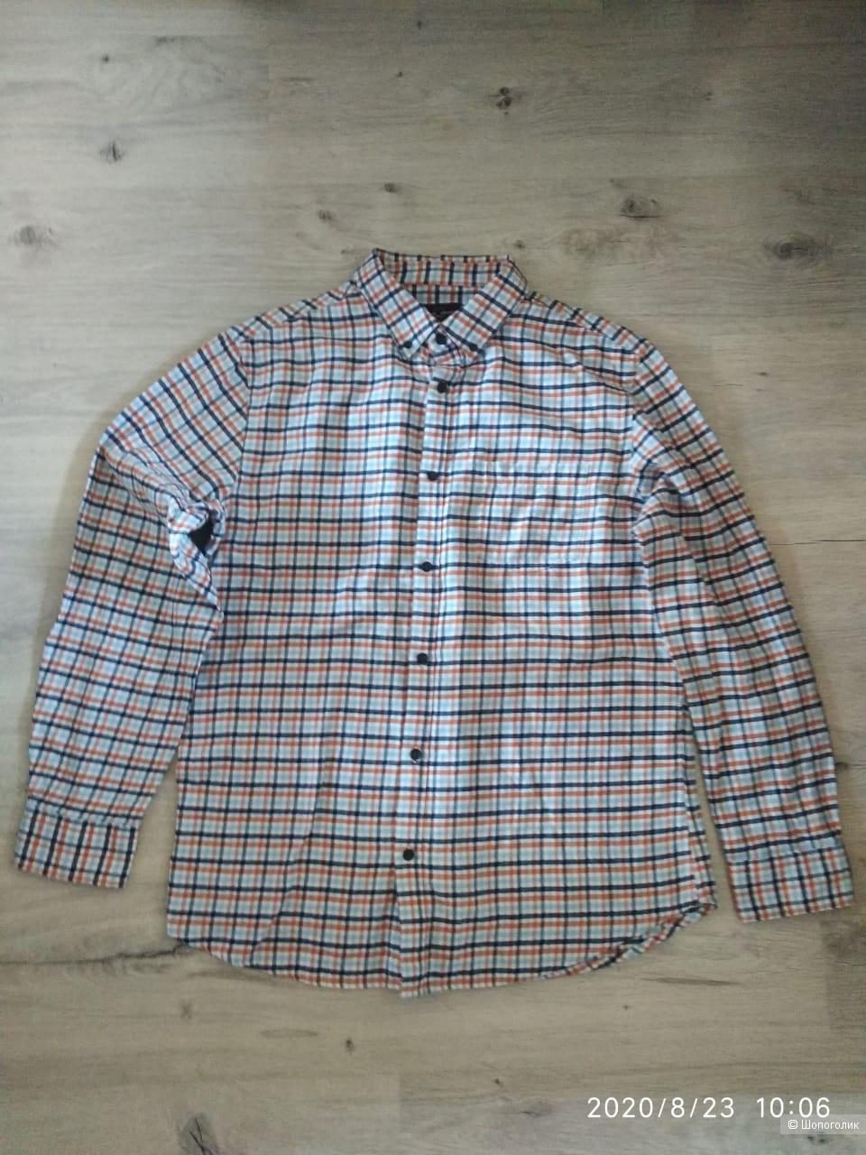 Рубашка Black Brown 1826, размер XL