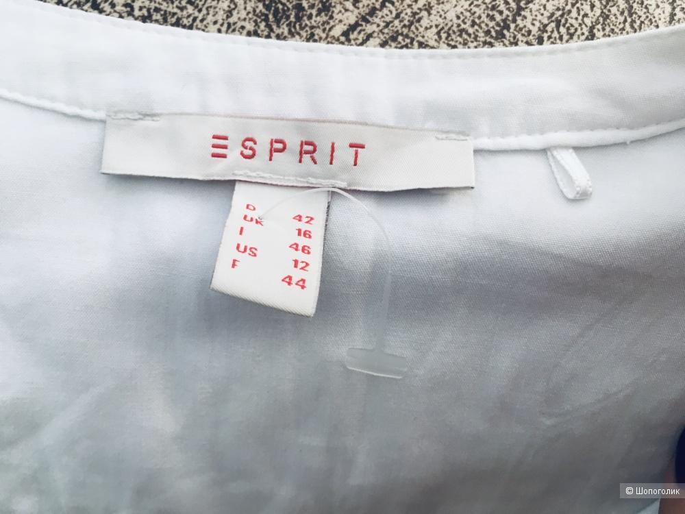 Рубашка блузка Esprit размер 46, М/L