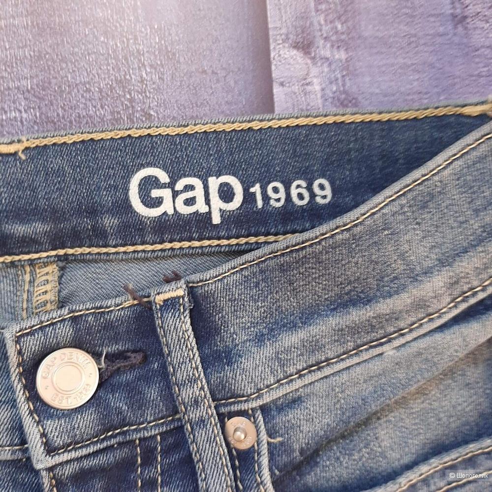 Джинсы GAP размер 24R (40-42)