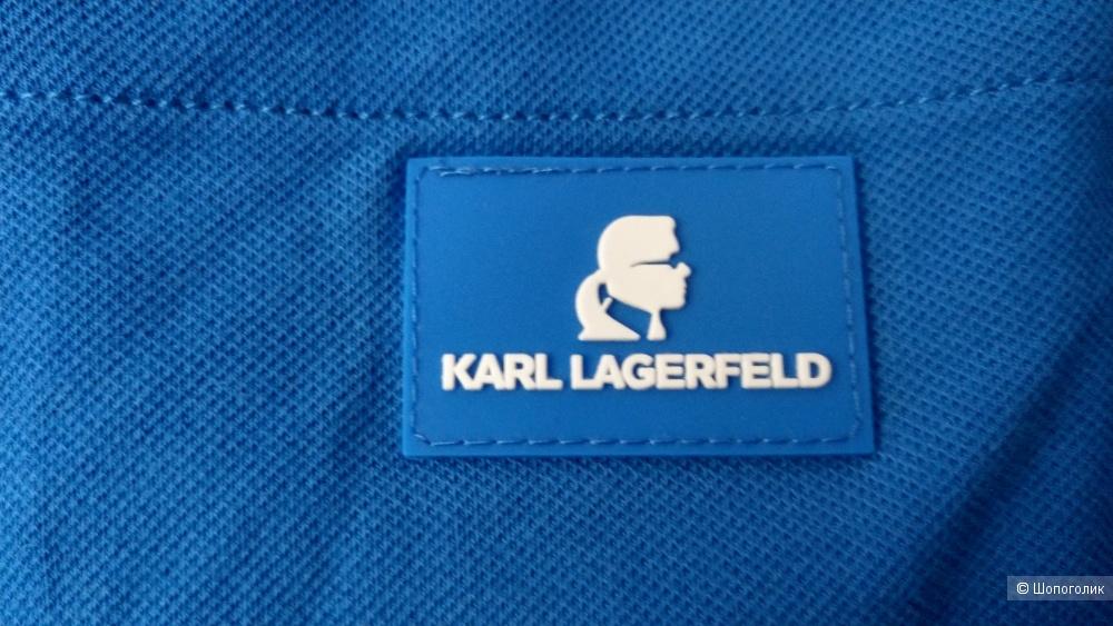 Поло  Karl Lagerfeld (S)