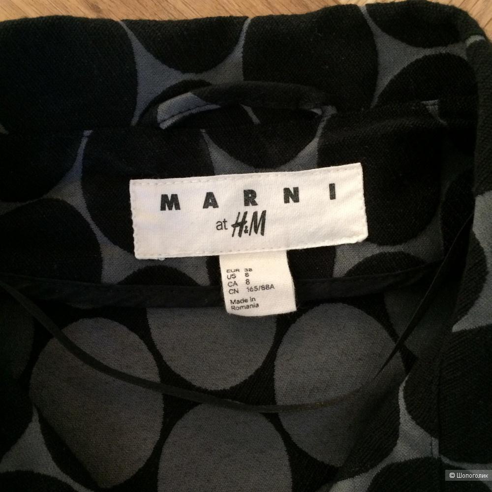 Жакет Marni at H&M, р-р 44 - 46
