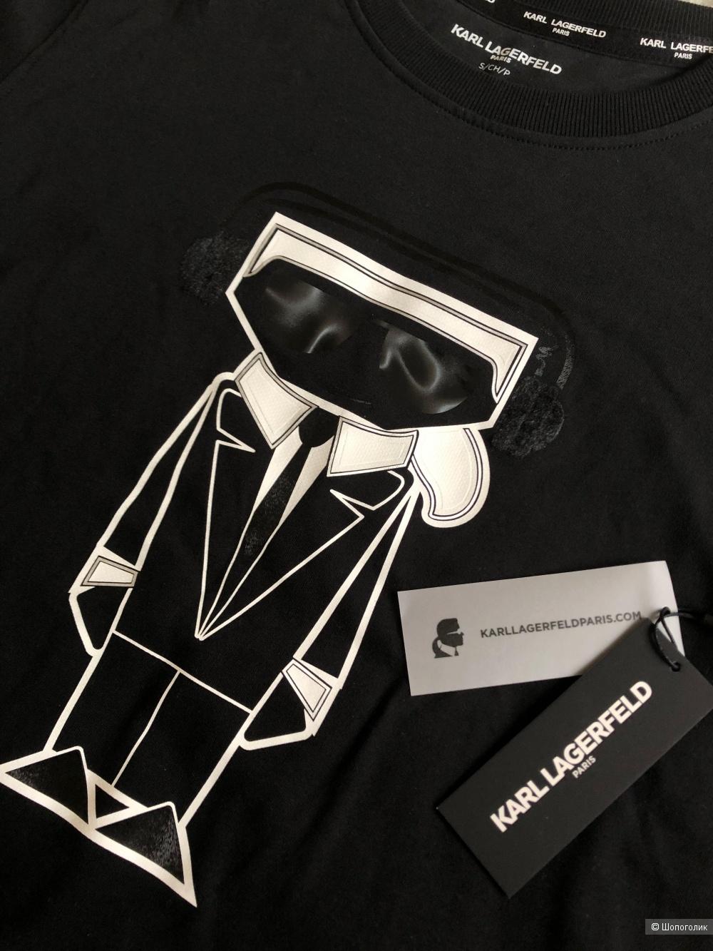 Толстовка Karl Lagerfeld, размер S