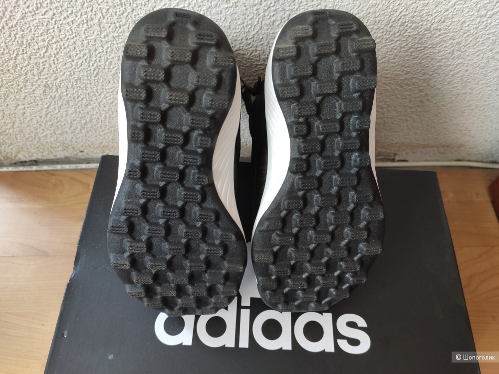 Детские полусапоги Adidas Rapidasnow, размер 31