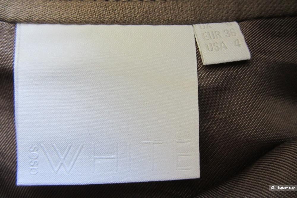 Юбка Asos White размер  S (36 EUR, 8 UK)