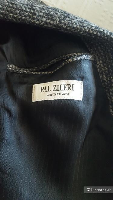 Твидовый пиджак  PAL ZILERI, размер 48-50