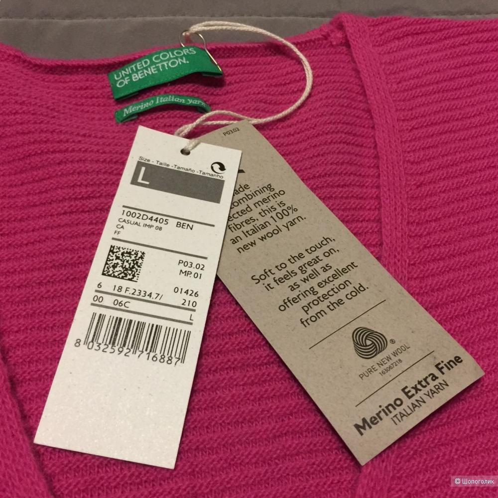 Пуловер Benetton, р.46-48-50