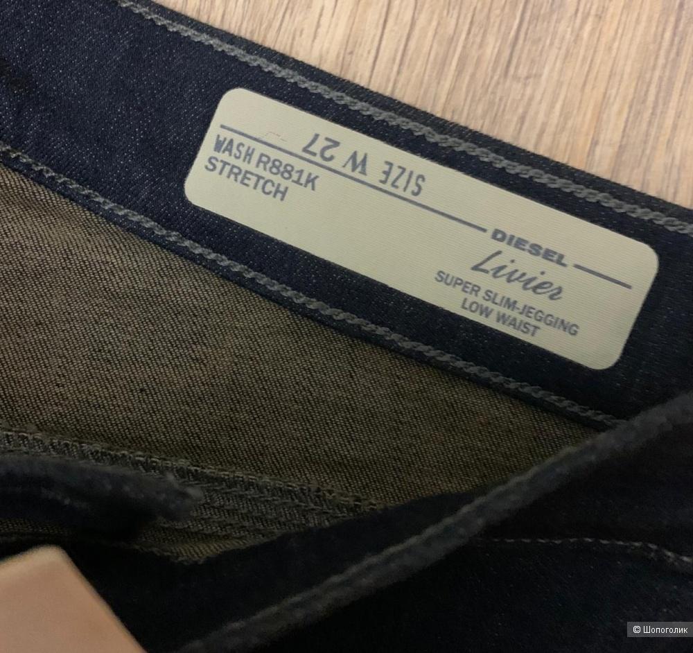 Diesel джинсы 27