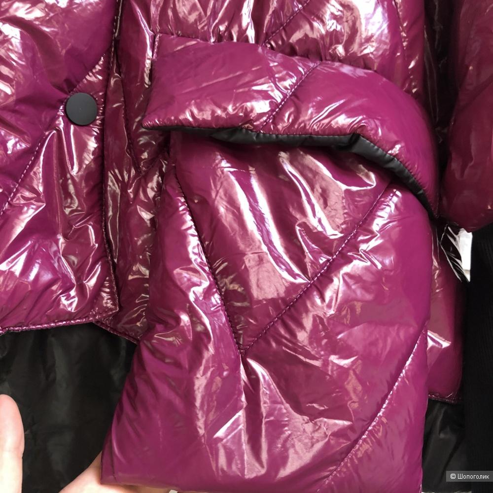 Куртка пуховик BARBARA , oversize