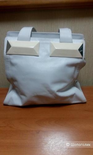 Кожаная женская сумка RIPANI  , размеры Ш 35 см х В 31 см х Г 14 см