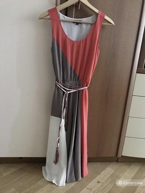 Платье шелковое Caroll FR 36 ( на 42, 44 рус)