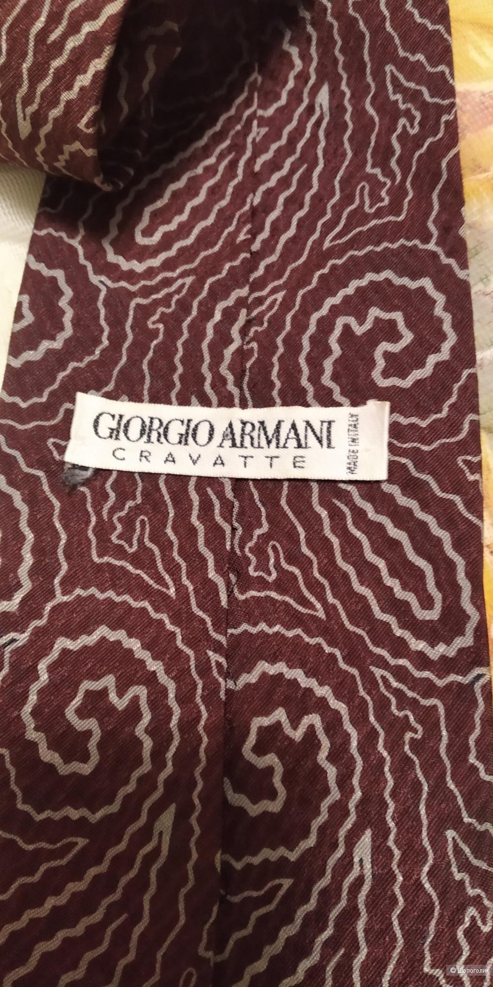 Галстук Giordgio Armani, one size