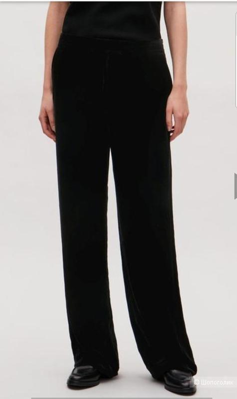 Бархатные брюки COS, марк. 2