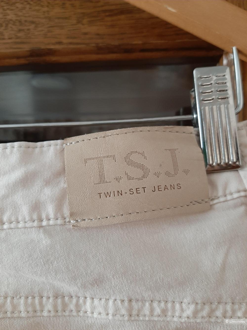 Джинсы Twin Set Simona barbieri р.46
