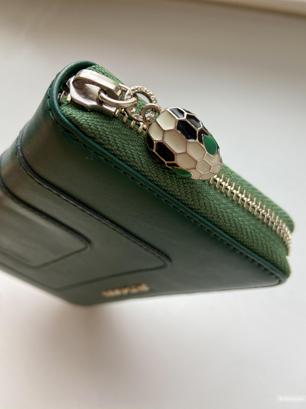 Bvlgari кошелёк
